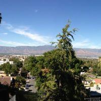 Panorama_ Loma Linda, San Bernardino, Линда