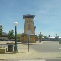 Amtrak Station Clock Tower, Лоди