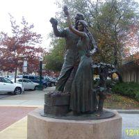 Street Statue, Lodi, Лоди