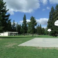 Hutchins Park In Lodi California, Лоди
