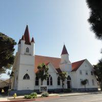 Lompoc chapel, Ломпок
