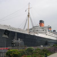 Queen Mary, Лонг-Бич