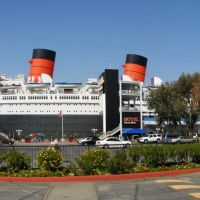 Queen Mary, Long Beach (ロング・ビーチ), Лонг-Бич