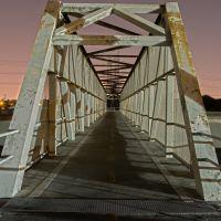 Bike Bridge HDR, Лос Аламитос