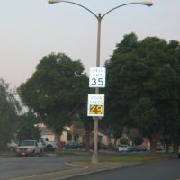 Speed Limit 35, Лос Аламитос