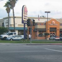 Taco Bell, Лос Аламитос