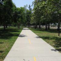 El Dorado Park Walking & Bike Path, Лос Аламитос