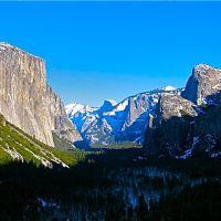 Yosemite, Лос Аламитос