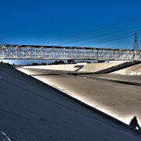 Riverbed Bridge, Лос Аламитос