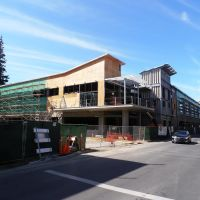Safeway under construction, Los Altos, CA, March 2014, Лос-Альтос