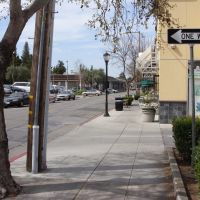 First Street, Los Altos, CA, Лос-Альтос
