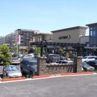 Safeway store, The Village at San Antonio, Mountain View, CA, Лос-Альтос