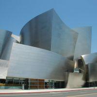 Los Angeles Walt Disney Concert Hall, Лос-Анжелес