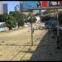 ball game in Belmont Art Park, Лос-Анжелес