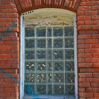 Window in Bricks ...07.15.07, Лос-Анжелес