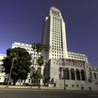 LA City Hall, Лос-Анжелес
