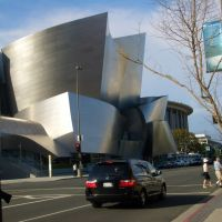 Edificios, Лос-Анжелес