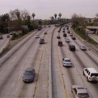 442 Los Angeles, Hollywood Freeway, Лос-Анжелес