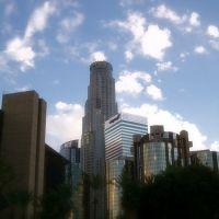 skyline, Лос-Анжелес