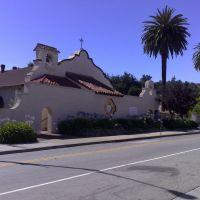 St. Lukes Church, Los Gatos, Лос-Гатос
