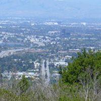 North Towards Mountain View, Лос-Гатос