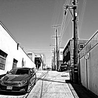 Manhattan Beach Alley - Not LA Alley, Манхаттан-Бич