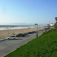 Manhattan Beach, north view, 2008-03-14, Манхаттан-Бич