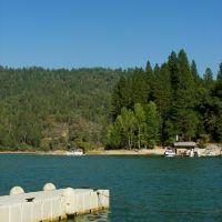 Bass Lake, Ca., Марина-Дель-Ри