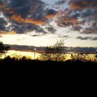 Sunset at the Track, Марисвилл