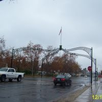 3rd & D Street, Marysville, Марисвилл