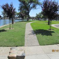 Ellis Lake, Marysville, CA, Марисвилл