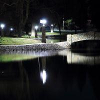 Pathway around Ellis Lake, Марисвилл