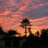 La Mesa Sunset, Маунт-Хеликс