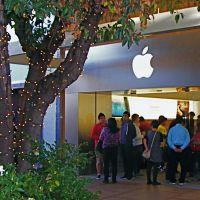 Apple Store, Менло-Парк