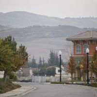 The hills of Milpitas, CA, Милпитас