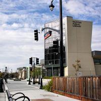 Milpitas Public Library, Milpitas, California, Милпитас