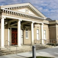 Original Milpitas Grammar School Building, Incorporated into the Milpitas Public Library Building, Милпитас