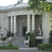 McHenry Museum, Модесто
