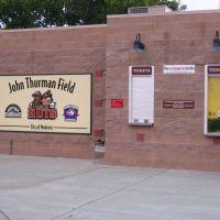 Thurman Field Baseball, Модесто