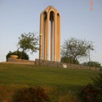 Armenian Genocide (1995-1923) Memorial Monument, Монтебелло