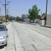 poplar avenue, Монтебелло