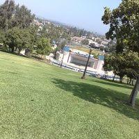 Barnes Park amphitheater, Монтерей