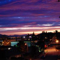 Sunrise over Monterey Park, Монтерей