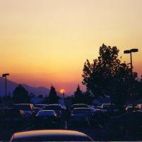 Sunset in Los Angeles, Монтерей