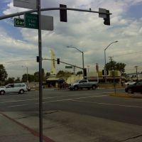 Ngã tư Valley-Garfield, Монтерей
