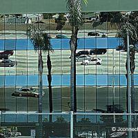 Freeway Reflection • I-10 E. • Rosemead, Ca, Монтерей