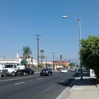 Garfield Ave. Alhambra, California, Монтерей