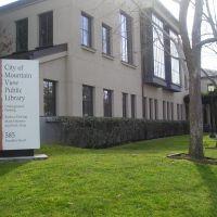 Mountain View Public Library, Моунтайн-Вью