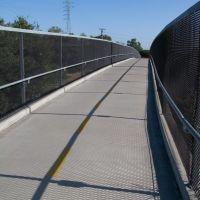 Bridge over 237 on Stevens Creek Trail, Моунтайн-Вью