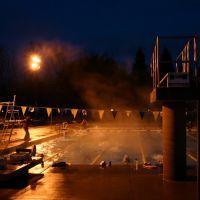 Pool with steam, Eagle Park, Моунтайн-Вью